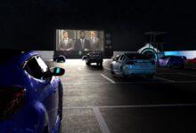 صورة #وميض_الرياض تنطلق بسينما السيارات و ثلاثة عروض يومياً