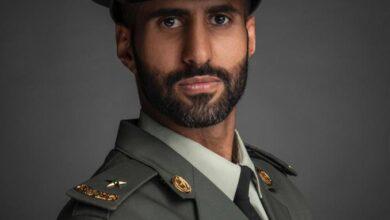 صورة الطريف برتبة ملازم